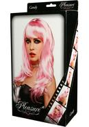 Candy Wig - Baby Pink