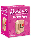 Bachelorette Party Favors Pecker Mug