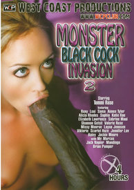 4hr Monster Black Cock Invasion 02