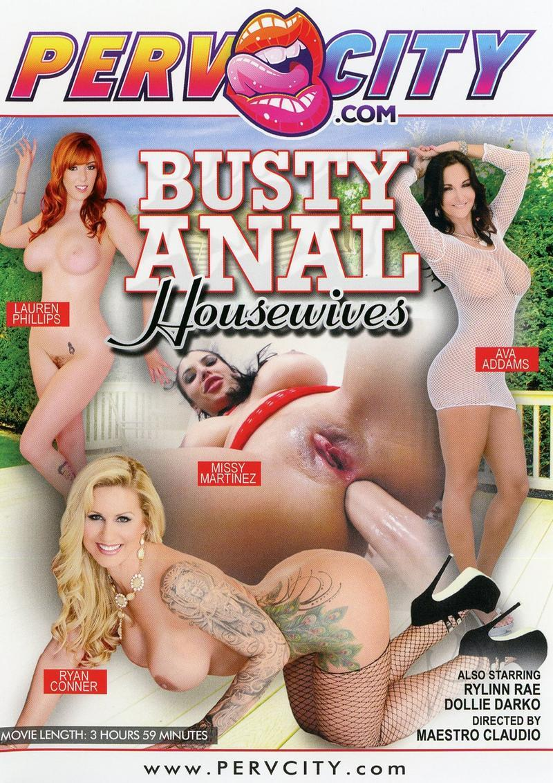 Busty Anal Housewives